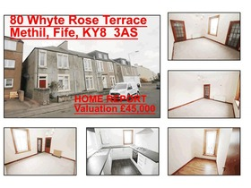 , Fife Portfolio Of 7 Flats, Methil Fife, Ky83at, Methil, KY8 3AT