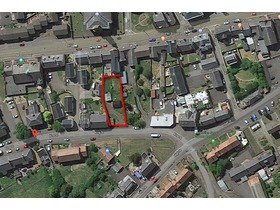 Land Adjacent To 12, King Street, Newmilns, KA16 9DW