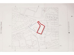 , College Street, Plot With Planning Permission, Dumfries, DG2 0AD