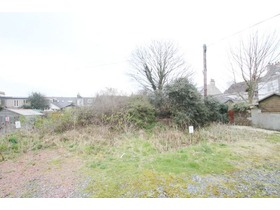 , Plot To The Rear Of 1 Dalrymple Terrace, Stranraer, DG9 7EX
