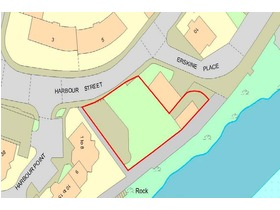 , Land With Historic Planning For 12 Flats At Harbour Street, Saltcoats, KA21 5ES