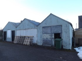 Building Plot at 5 Petley Street, Tain, IV19 1BX