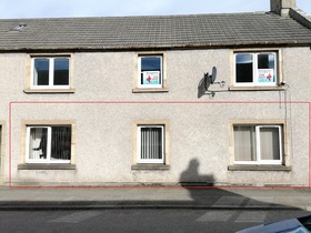Flat 1, 2 Sutherland Street, Tain, IV19 1DQ