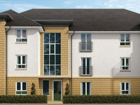 The Rannoch Flats, Fairmilehead   'the Kingsknowe' plot 220, Fairmilehead, EH10 6XH