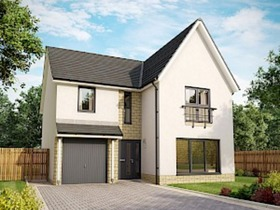 Dovecot Grange Haddington Eh41 4ha By Robertson Homes  Willow Plot 47, Haddington, EH41 4HA