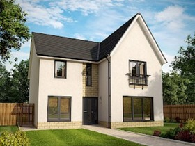 Dovecot Grange, Haddington Eh41 4ha, By Robertson Homes Plots 2 3 Amethist, Haddington, EH41 4HA