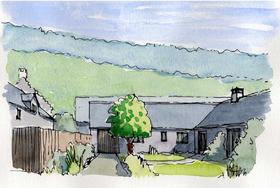 The Byre, Grange Farm Steading, Kirkcudbright, DG6 4XG