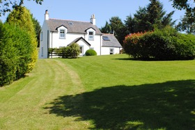 Trochie House and Croft, New Galloway, DG7 3SD