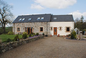 The Barn, Motte View, Haugh of Urr, Castle Douglas, DG7 3JZ