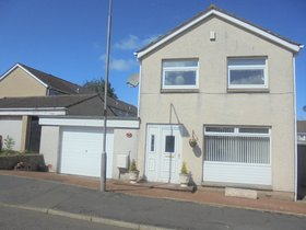 21 Hyndshaw View, Law (Lanarkshire South), ML8 5JX