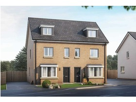 The Roxburgh, Ravenscraig, Plot 30, The Castings, Meadowhead Road, Ravenscraig, Wishaw, ML2 7UT