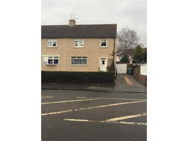 3 Bedroom House For Sale Merry Street Motherwell