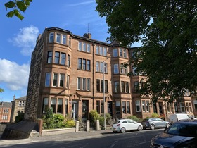 3/1, 103 Broomhill Drive, Broomhill, G11 7NA