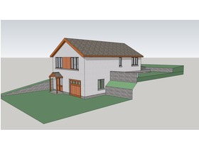 Building Plot, Edinburgh Road, Peebles, EH45 8DZ