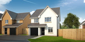 Plot 19 The Braemar, Lyons Gate, Heathfield Road, Heathfield, Ayr, KA8 9DR