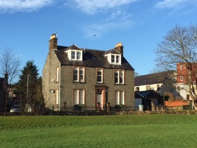 Burnside Road, Moffat, DG10 9DX