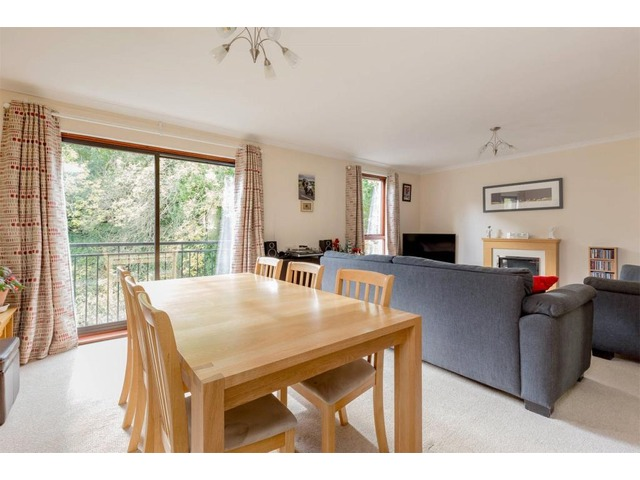 3 bedroom flat for sale, Damside, Dean Village, Edinburgh ...
