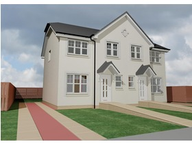 Coming Soon  Plot 164 Herbison Crescent, Shotts, ML7 5NE