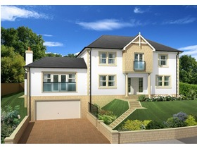 Plot 45, Monkswood, Gattonside, Melrose, TD6 9NS