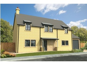 Plot 6, The Borthwick, Coatburn Green, Melrose, TD6 9AJ