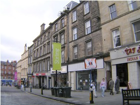 King Street, Stirling, City Centre (Stirling), FK8 1DN