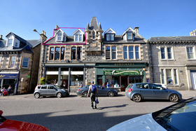 Flat 3e High Street, Grantown-on-Spey, PH26 3HB
