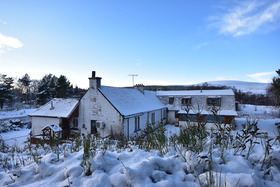 Railway Cottages 4, Slochd, Carrbridge, PH23 3AY