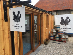 Two Thirsty Men, The Brewery, Grantown-on-Spey, PH26 3EL