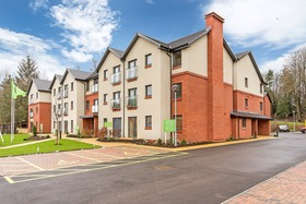 Typical Two Bedroom Apartment, Darroch Gate, Coupar Angus Road, Blairgowrie, PH10 6GT