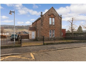 Kingsland School House, 72 Rosetta Road, Peebles, EH45 8HF