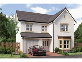 Yeats 4, The Larches Phase 2, Miller Homes, Crookston, G53 7LQ