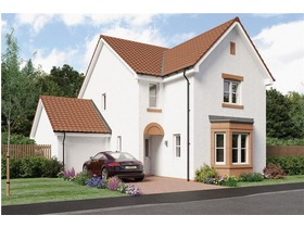 Esk Detached, Miller Homes at Benthall Farm, Auld House Road, East Kilbride, G75 9TD