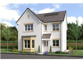 Mitford, Miller Homes at Shawfair,, Southhouse, EH22 1SR