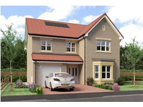 Yeats, Miller Homes at Shawfair,, Southhouse, EH22 1SR