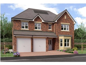 Buttermere, Miller Homes at Shawfair,, Southhouse, EH22 1SR
