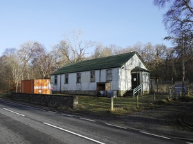 Old Village Hall, Saint Catherines, Cairndow, PA25 8AZ