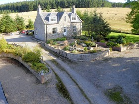 Ardoch Lodge Mulben, Keith, AB56 6XN