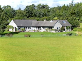 Woodend House, Carron, Aberlour, AB38 7QP