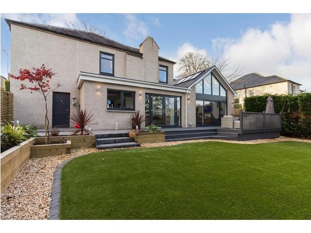 36 Aberdour Road Dunfermline Fife Ky Bedroom Detached House