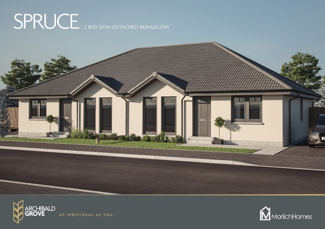 3 Bedroom Bungalow For Sale The Spruce Archibald Grove