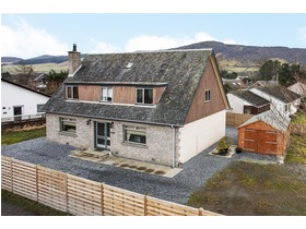 Bentfield, Bridge Of Tilt, Pitlochry, PH18 5SX