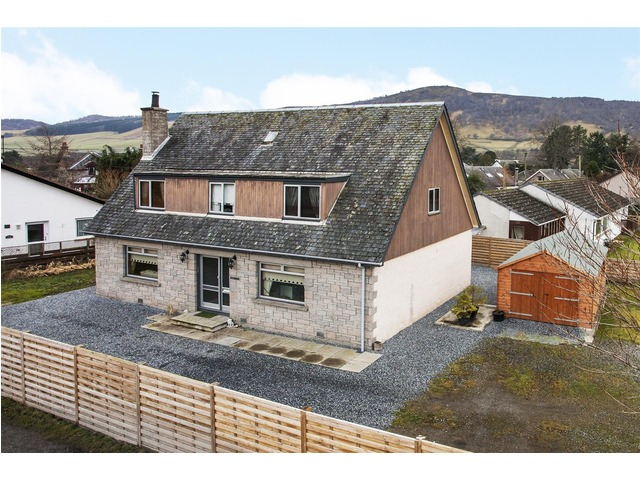 4 bedroom house for sale bentfield bridge of tilt pitlochry perth and kinross north ph18