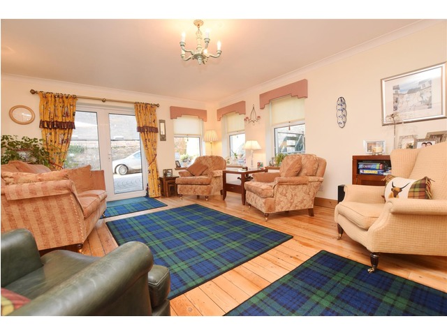 bedroom house for sale cherrybank house glasgow road perth perth