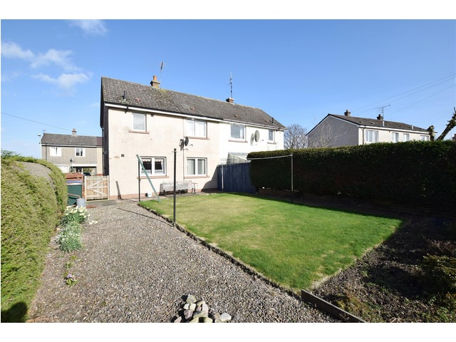 2 bedroom house for sale croft avenue dunning perth perth and kinross south ph2 0sg