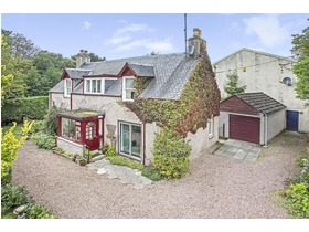 Smithy Cottage, Main Street, Kirkmichael, Blairgowrie, PH10 7NT