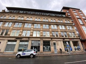 Ingram Street Flat 4/4 At 128, Glasgow, G1, Merchant City, G1 1EJ