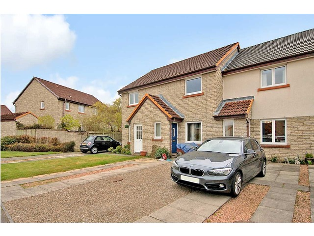 2 bedroom terraced for sale, Perth and Kinross - South, PH2 0ET