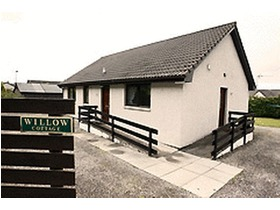 2 Bedroom Furnished Bungalow Drumsmittal, Inverness, IV1 3XF