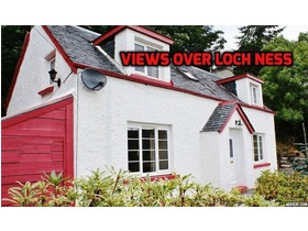 Wow Location Location Spacious Highland Cottage Drumnadrochit, Inverness, IV63 6XJ