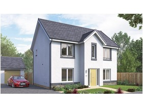 Plot 48, The Danbury, Highstonehall, Hamilton, ML3 8LF